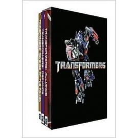 Transformers Movie Slipcase Collection VOL 02 Books