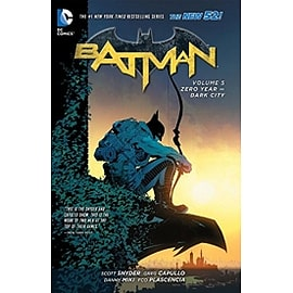 Batman Volume 5 Zero Year Dark City The New 52 Hardcover Books