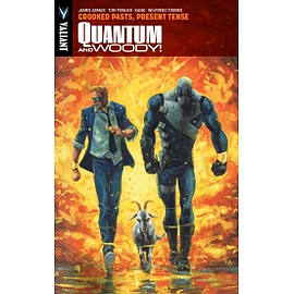 Quantum and Woody Volume 3 Crooked Pasts Present Tense Paperback Books