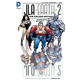 JLA Justice League of America Earth 2 TP Paperback Books