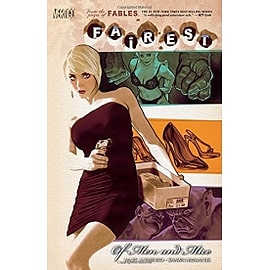 Fairest Volume 4 Cinderella Of Men and Mice Paperback Books