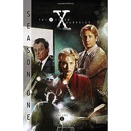 X-Files Classics Season One Volume 1 Hardcover Books