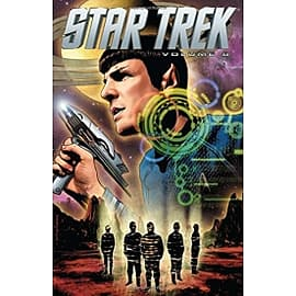 Star Trek Volume 8 Paperback Books