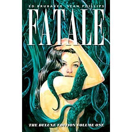 Fatale Deluxe Edition Volume 1 HC Books