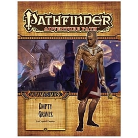 Pathfinder Adventure Path: Mummy's Mask Part 2 - Empty Graves Books