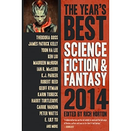 The Year's Best Science Fiction & Fantasy 2014 Edition Books