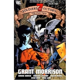 SEVEN SOLDIERS OF VICTORY TP VOL 02 (OF 4) Books