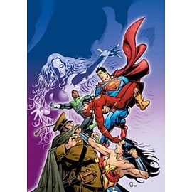JLA THE HYPOTHETICAL WOMAN TP Books
