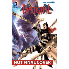 Batgirl Volume 4: Wanted HC (The New 52) Books
