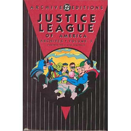 Justice League Of America Archives HC Vol 03 Books