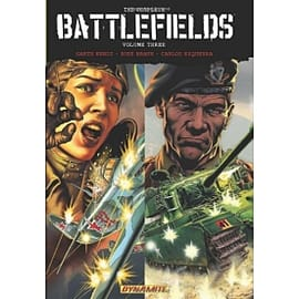 Garth Ennis Complete Battlefields Volume 3 HC Books