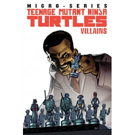 Teenage Mutant Ninja Turtles: Villain Micro-Series Volume 1 Books