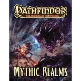 Pathfinder Campaign Setting: Mythic Realms Books