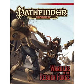 Pathfinder Module Wardens of the Reborn Forge Books