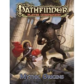 Pathfinder Player Companion: Mythic Origins Books