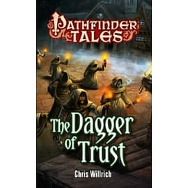 Pathfinder Tales: The Dagger of Trust Books