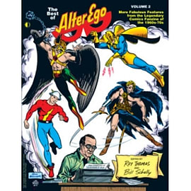 The Best of Alter Ego Volume 2 Books