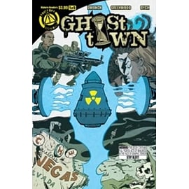 Ghost Town Volume 1 Books