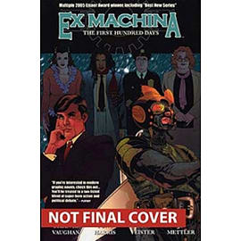 Ex Machina Book 1 TP Books