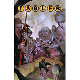 Fables: The Deluxe Edition Book 8 HC Books