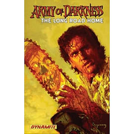 Army of Darkness: The Long Road Home Books