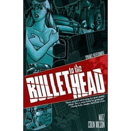 Bullet to the Head SC Books