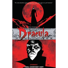 Complete Dracula SC Books