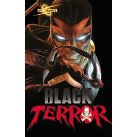 Project Superpowers Black Terror TP Volume 1 Books