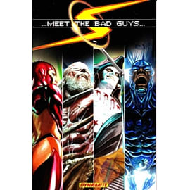 Project Superpowers: Meet The Bad Guys SC Books