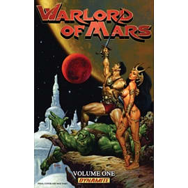 Warlord of Mars TP Books
