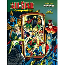 All-Star Companion Volume 4 Books