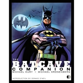 The Batcave Companion Books