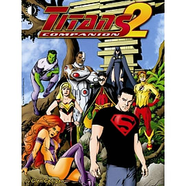 Titans Companion Volume 2 Books