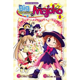The Big Adventures of Majoko Volume 5 Books