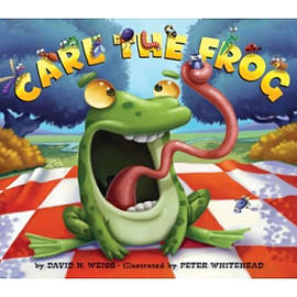 Carl The Frog Books