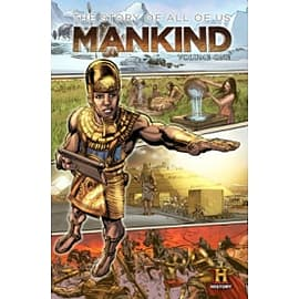 MANKIND: The Story of All of Us Volume 1 Books