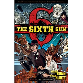 The Sixth Gun Volume 1 TP Books