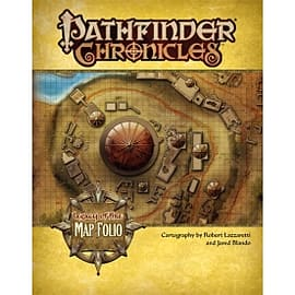 Pathfinder Chronicles Legacy of Fire Map Folio Books