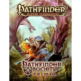 Pathfinder Player Companion: Pathfinder Society Primer Books