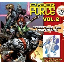 Cyberforce Volume 1 Books