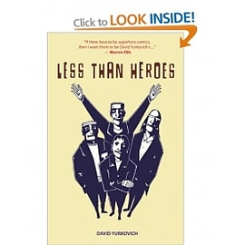 Less Than Heroes Books