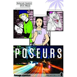 Poseurs GN Books