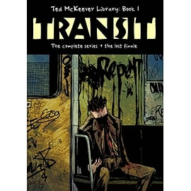 Ted McKeever Library Book 1: Transit Books
