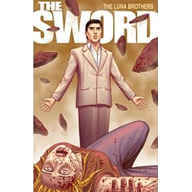 The Sword Volume 3: Earth Books