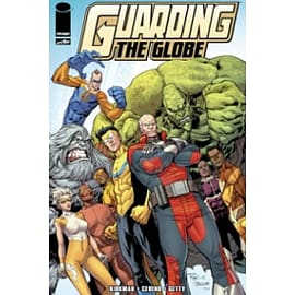 Guarding the Globe Volume 1 TP Books