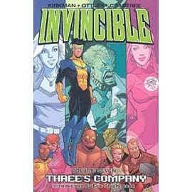 Invincible Volume 7: Threes Company Books