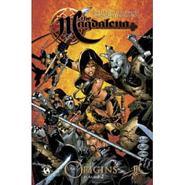 Magdalena Origins Volume 2 TP Books