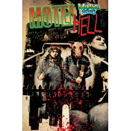 MGM Drive-in Theater: Motel Hell and IT Books