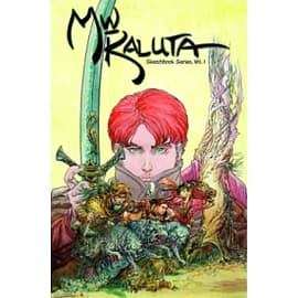 Michael Wm. Kaluta: Sketchbook Series Volume 1 Books