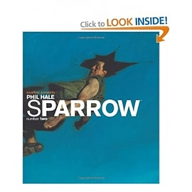 Sparrow Volume 2: Phil Hale 1 Books